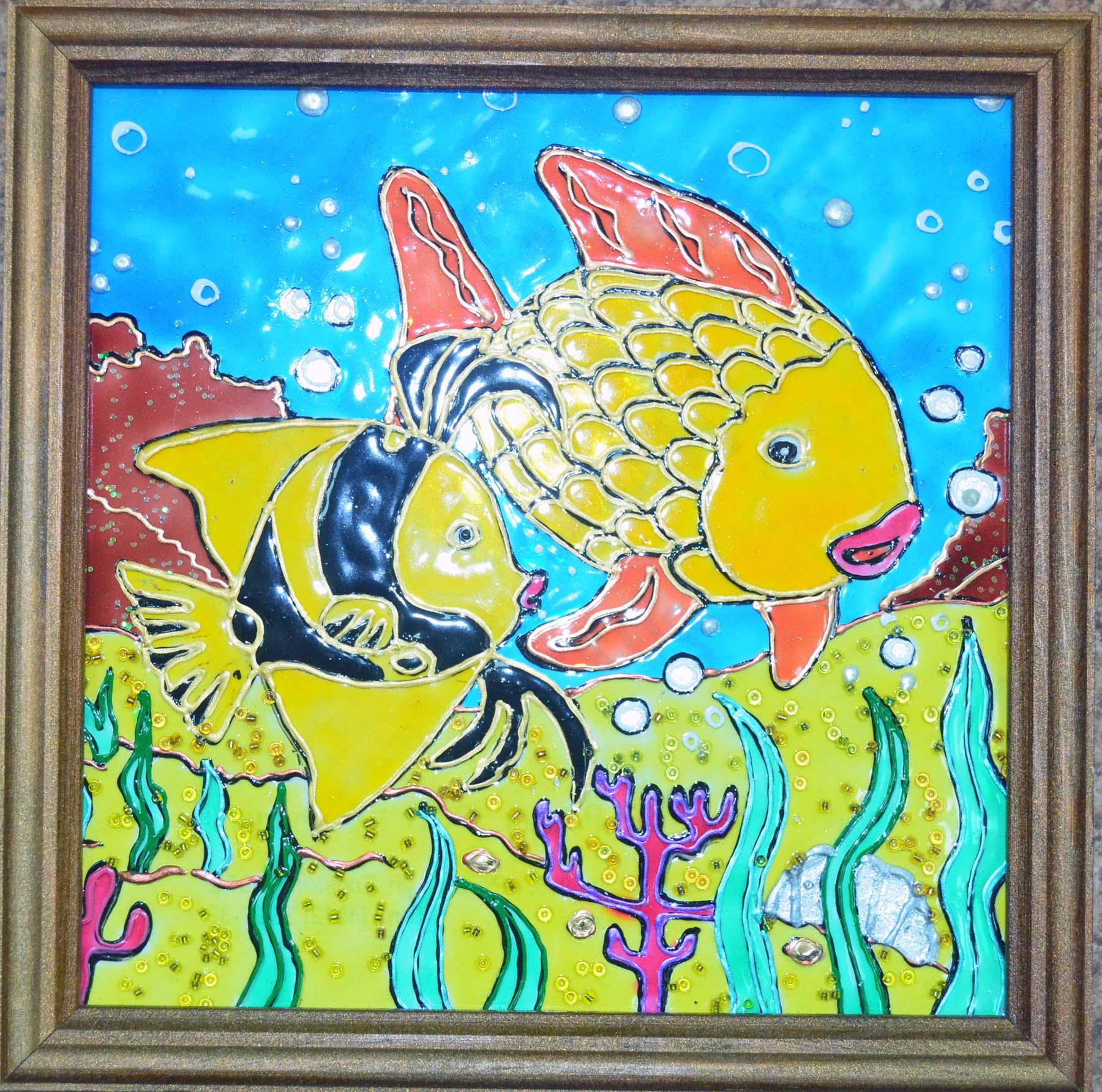 Конкурс художественного и декоративно прикладного творчества